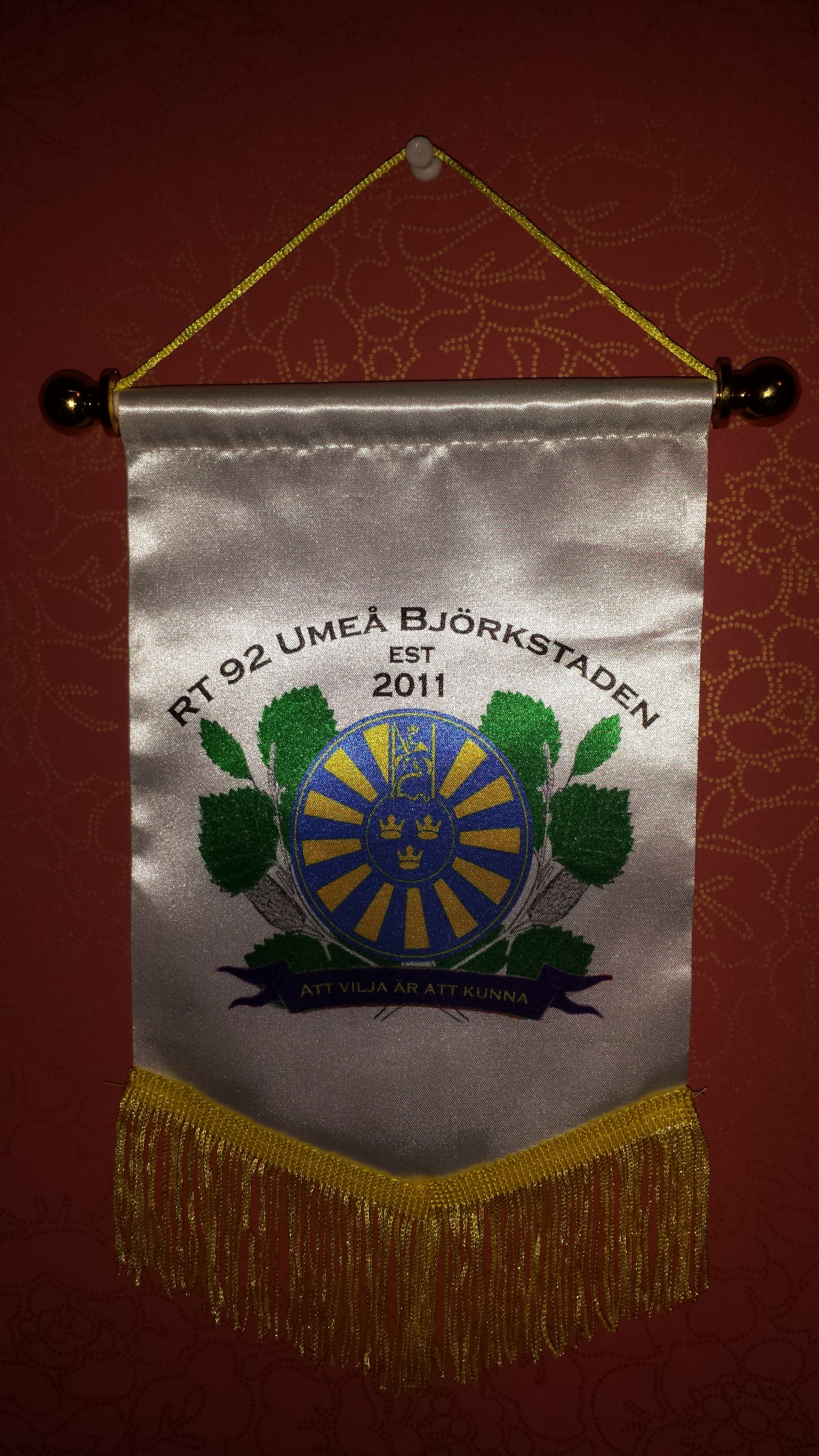 Our own banner